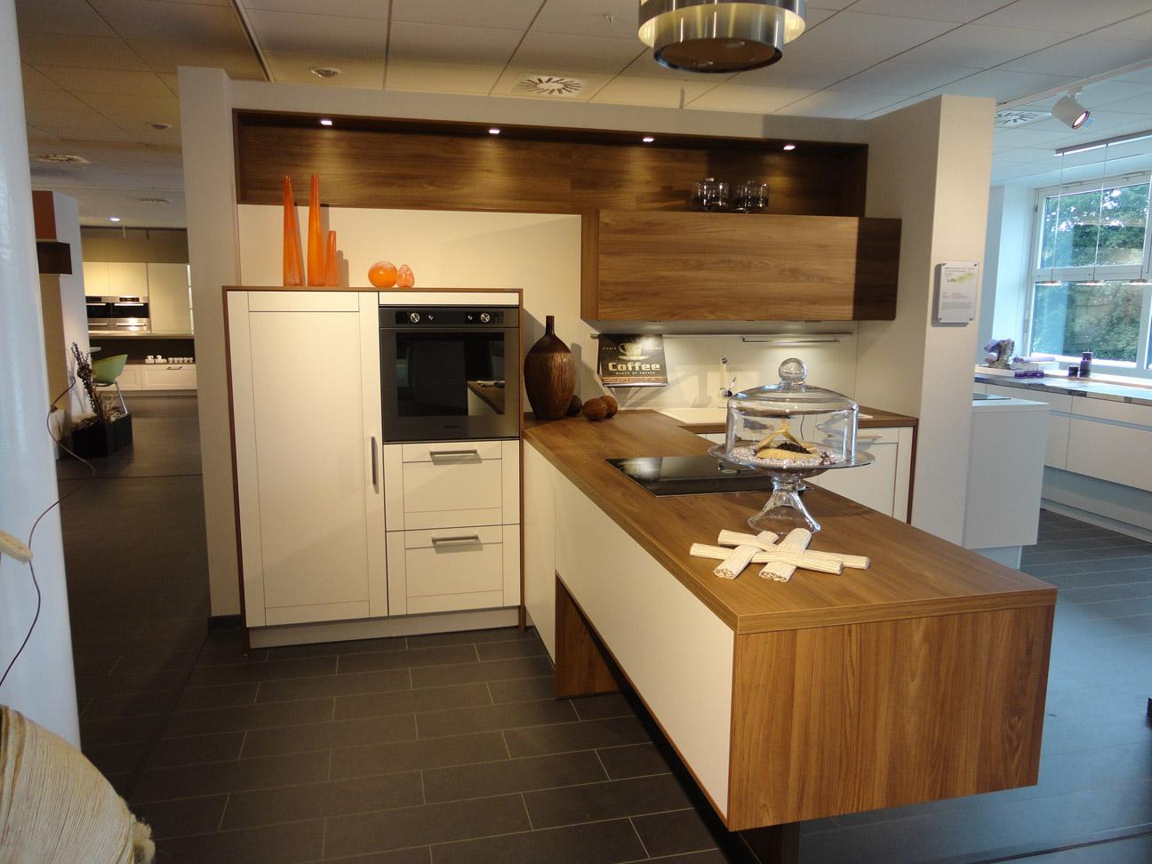 Foto Küchen mit Freiboard