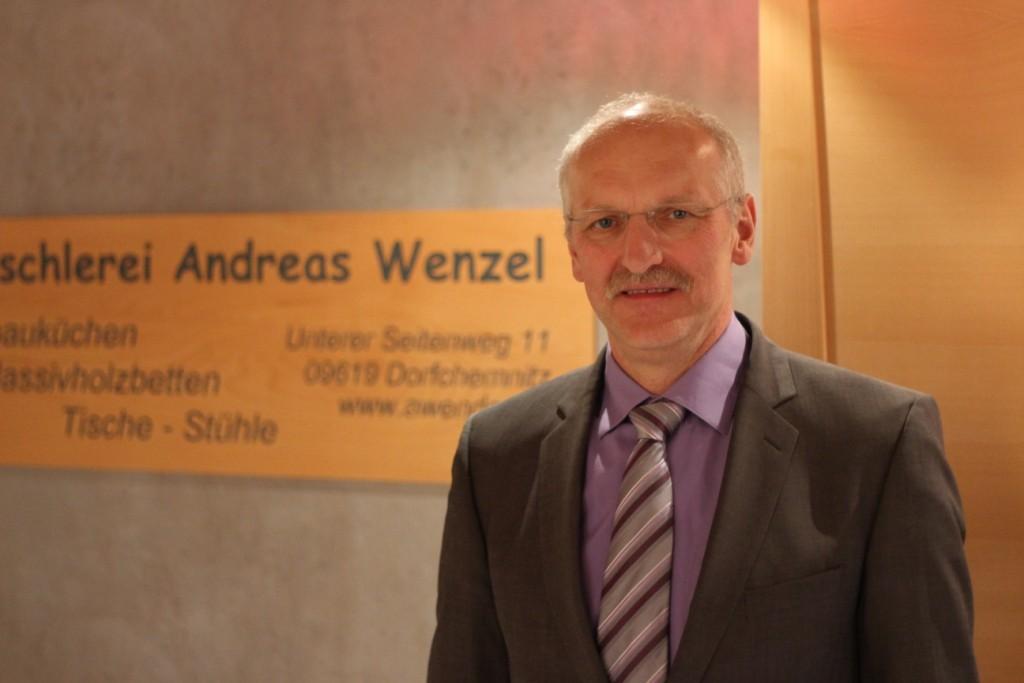 Profilbild Andreas Wenzel