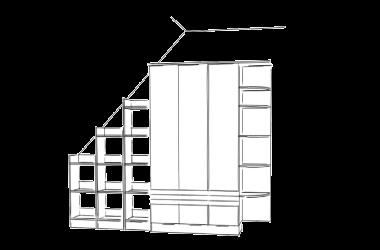 Clipart Dachschräge