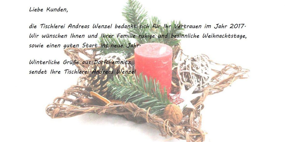Foto Weihnachtsgrüße